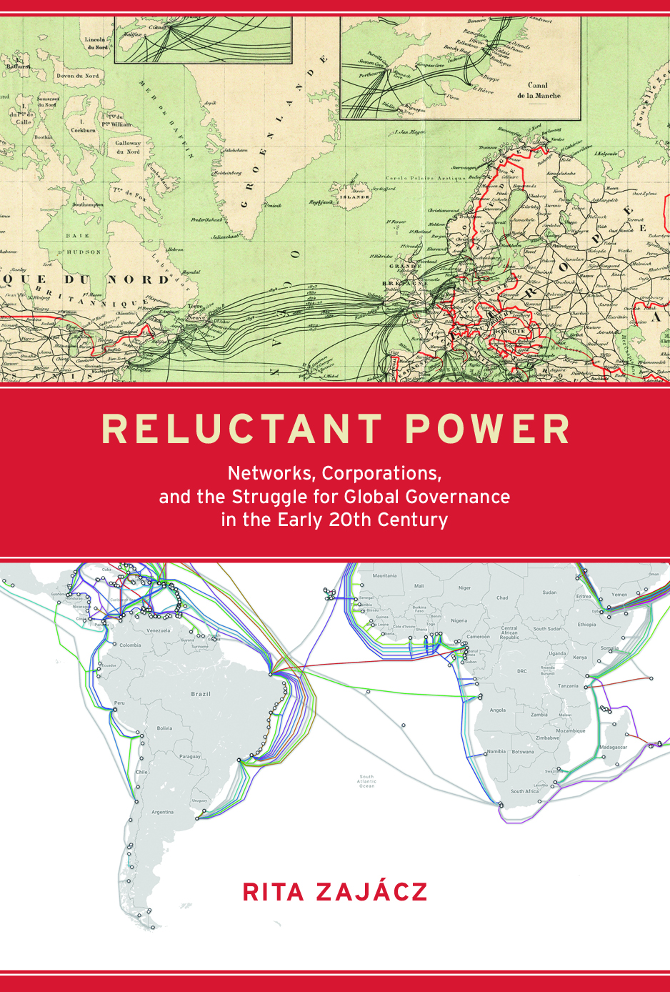 Reluctant Power Rita Zajacz cover