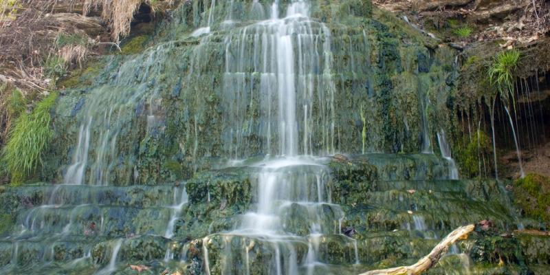 Beulah Spring Falls, Iowa