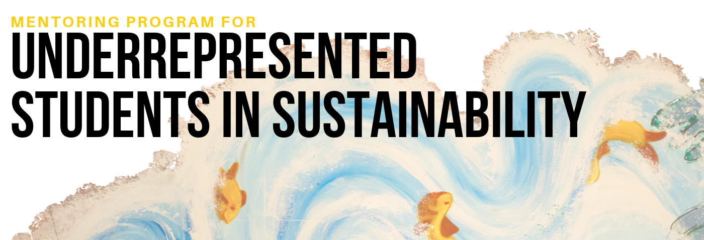 underrepresented students in sustainability