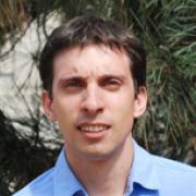 Graduate Student Federico Antolini
