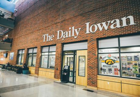 Daily Iowan