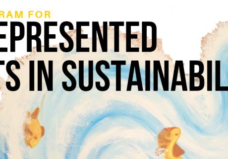 underrepresented students in sustainability