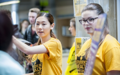 UI Student Health Fair