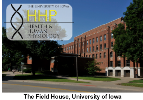 Department Of Health Human Physiology Spring 2019 Newsletter Department Of Health And Human Physiology College Of Liberal Arts Sciences The University Of Iowa