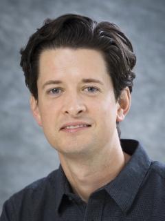 Portrait of Lucas Carr.