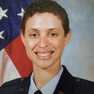 2d Lt. Elena Segre, MSC, USAF