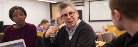 Professor Schwalm