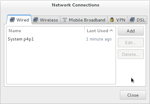 Screenshot of the Wireless Access Troubleshooting for Fedora 17