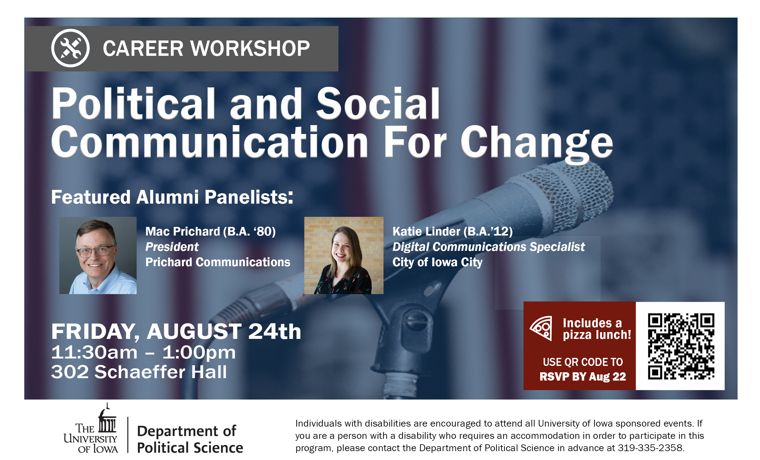 Political and Social Communication for Change