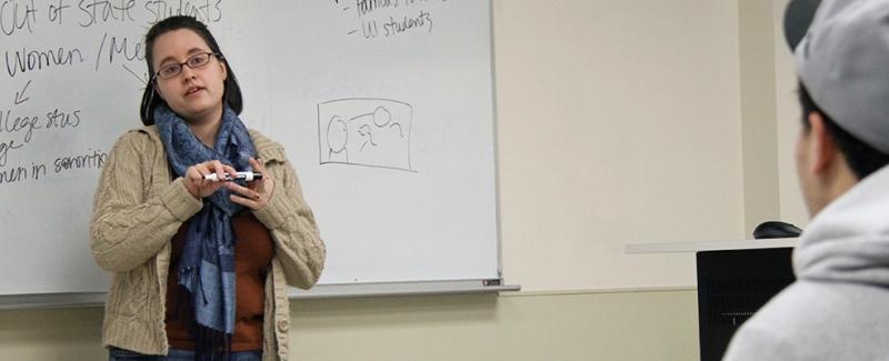 Rhetoric Classroom