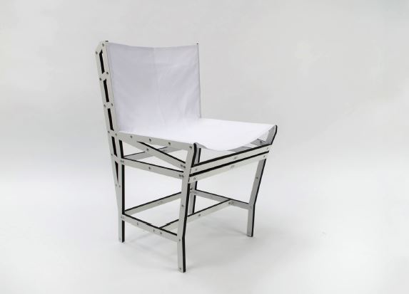"""Airliner Chair"" by Justin Bailey"