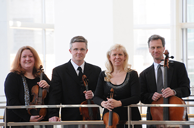 Rhapsodie String Quartet