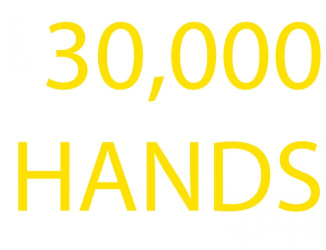 30,000 Hands: Students' Engaged Social Innovations