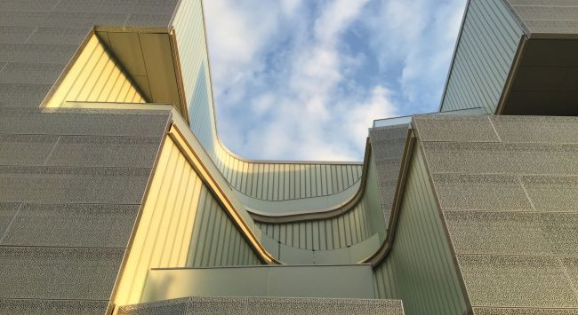 Visual Arts Building (Photo credit: Eric Dean)
