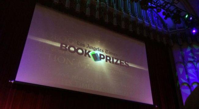 LA Times Book Prize image