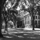Early Schaeffer Hall.