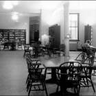 Schaeffer Hall study area.