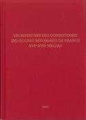 Archives Des Eglises Reformees De France no IV