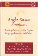 Anglo-Saxon, Emotions, Old English Language, Literature, Culture