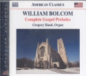 William Bolcom Complete Gospel Preludes