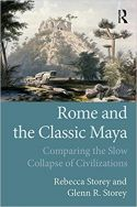 Rome and the Classic Maya book cover